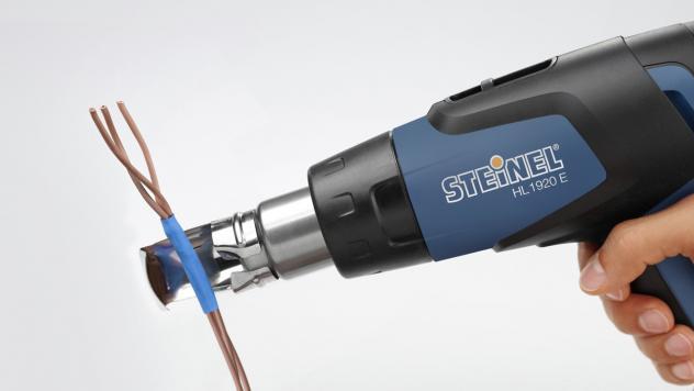 Krimpkous voor elektrische installaties