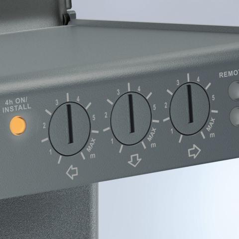 iHF 3D KNX - antraciet