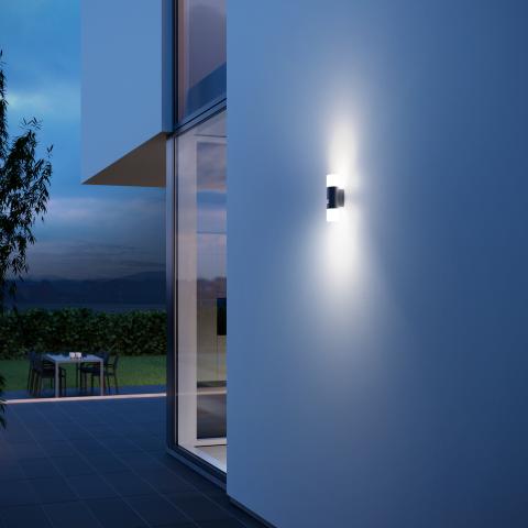 L 910 LED Silver