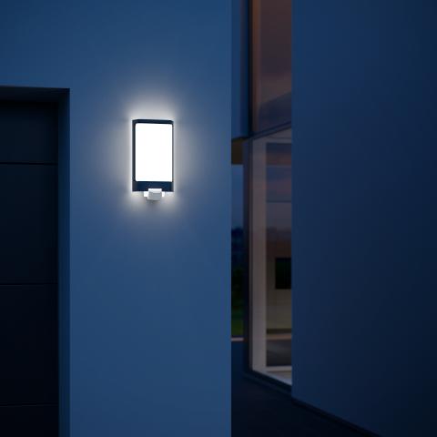 L 240 LED Edelstahl