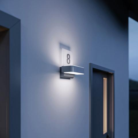 L 820 LED iHF Connect antraciet